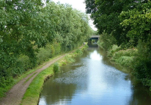 Staffordshire and Worcestershire Canal, Baswich