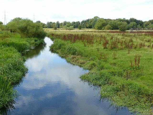River Penk, Baswich