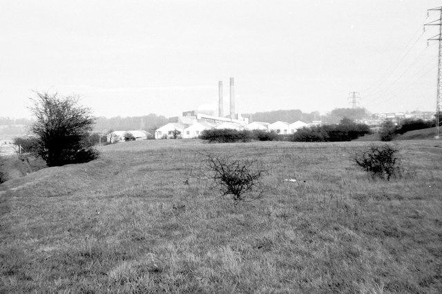 Earley Power Station