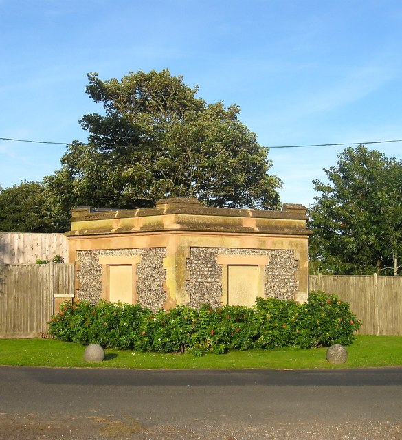 Former Lodge, Kingston Manor, Kingston Lane