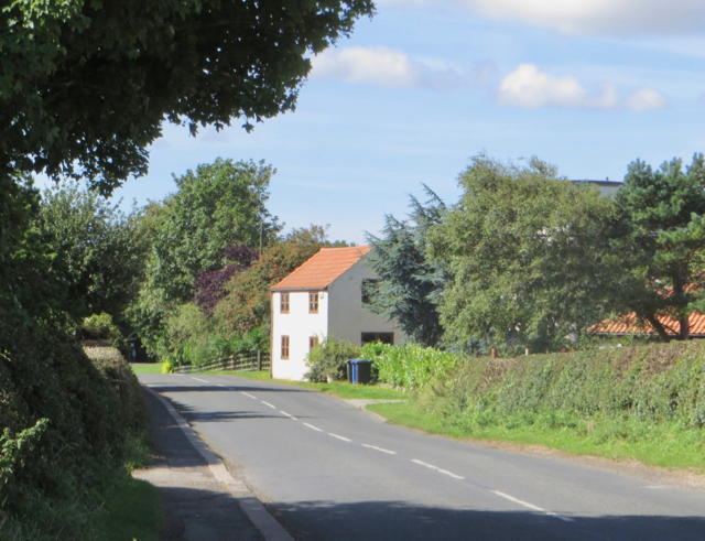 Mill Lane, near Cayton