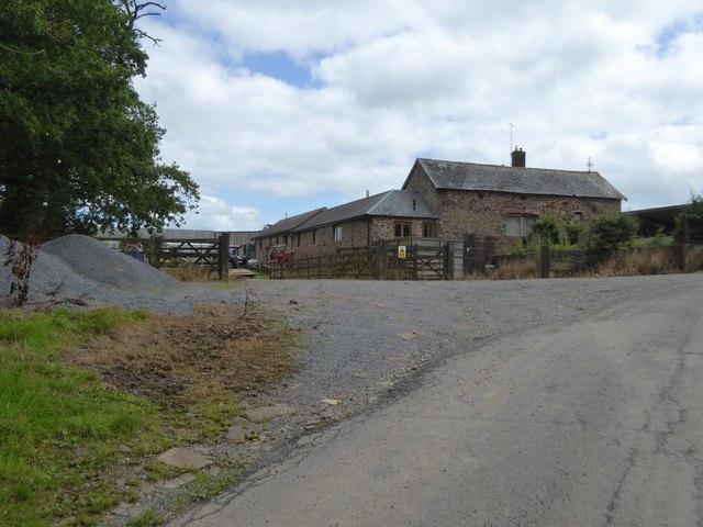 Thongsleigh Farm