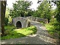 SJ9421 : Meadow Bridge No.99 by Alan Murray-Rust