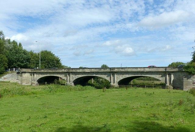 Radford Bridge, Stafford