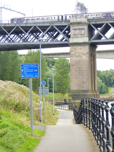 Keelman's Way, Gateshead