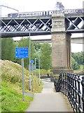 NZ2463 : Keelman's Way, Gateshead by Oliver Dixon