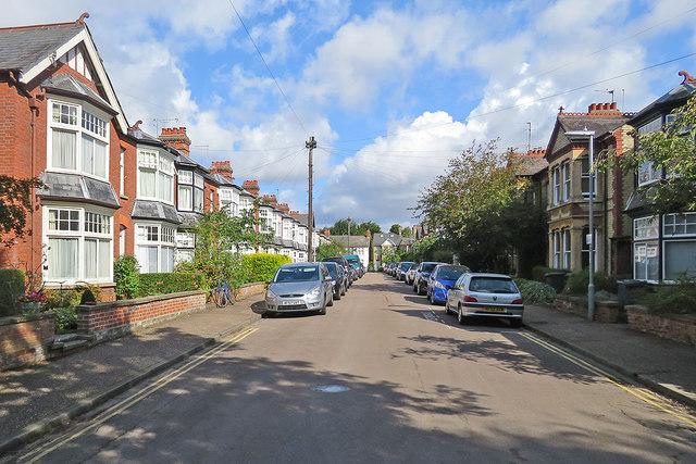 Newnham: Owlstone Road
