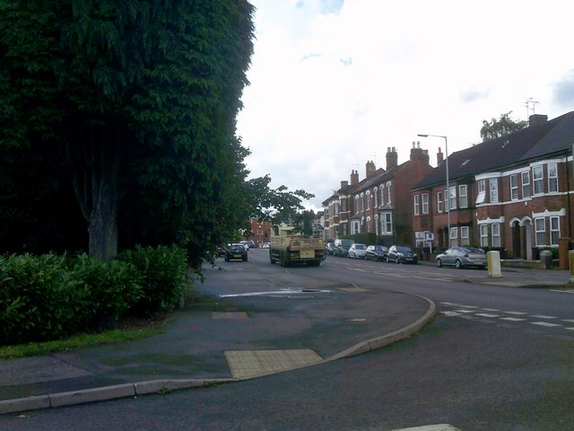 Merridale Road View
