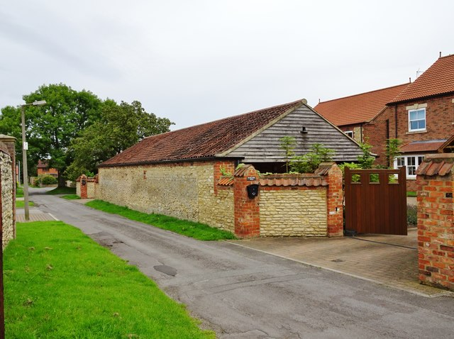 Ferry Lane, Winteringham, Lincolnshire