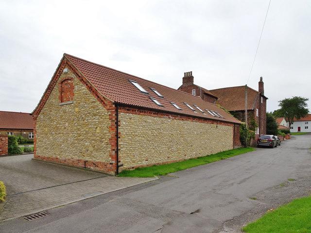 Ferry Lane, Winteringham, Lincolnshire