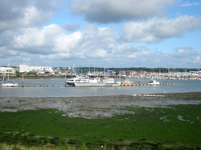 River Itchen Southampton