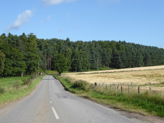 A97 approach to Carrue