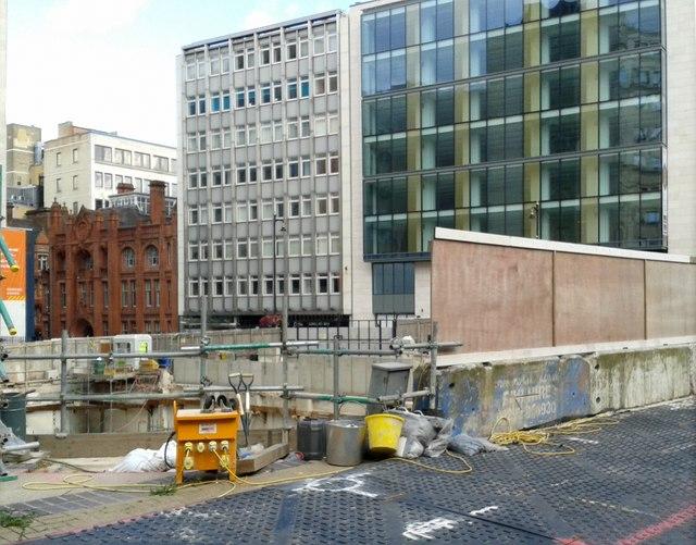Birmingham Natwest Tower Demolished