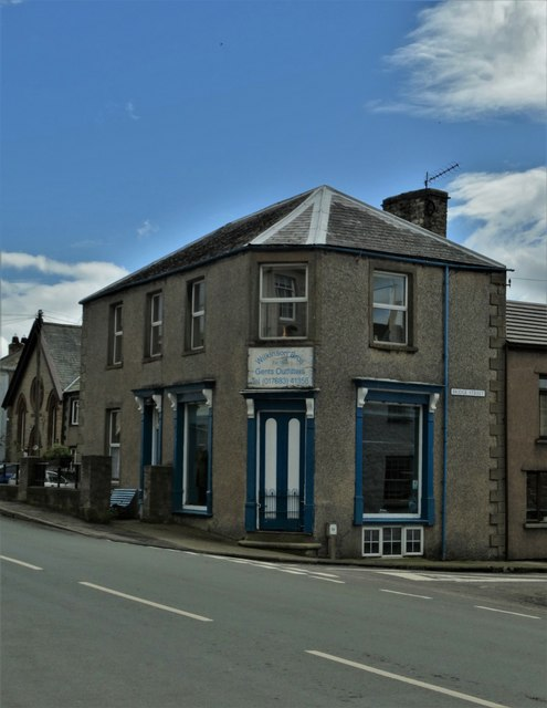 Gents Outfitters Shop in Brough (est 1810)