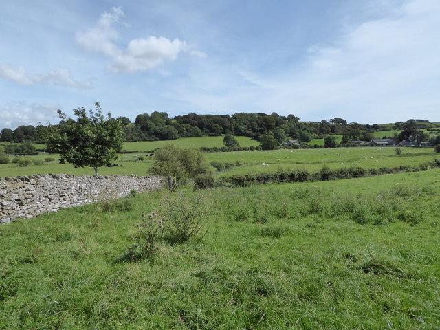 Farmland adjacent to St Michael's Churchyard
