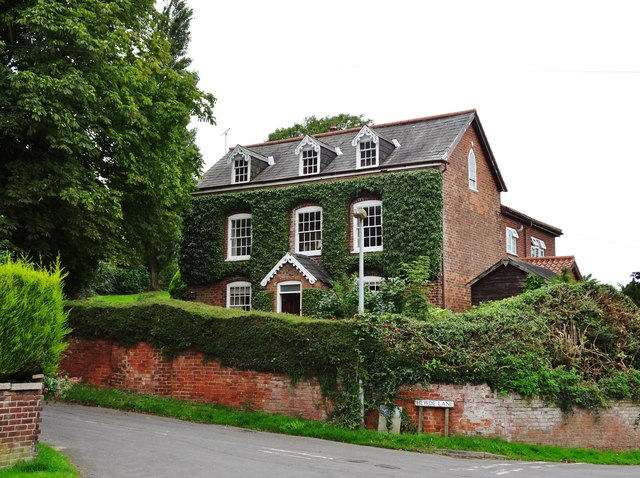 Hewde Lane, Winteringham, Lincolnshire