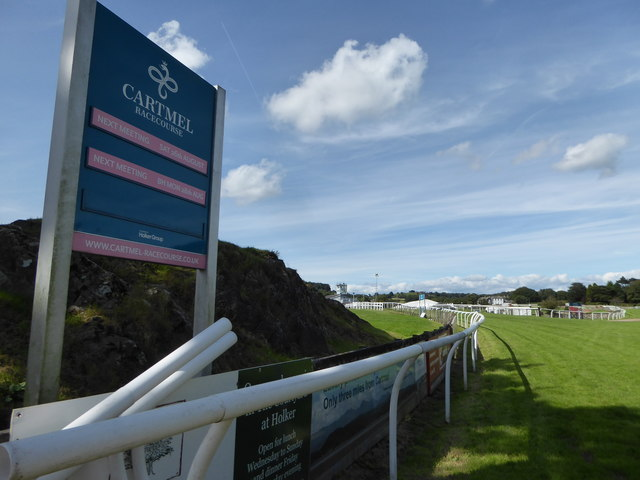 Cartmel Racecourse: August 2017