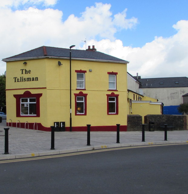 The Talisman, Brynmawr