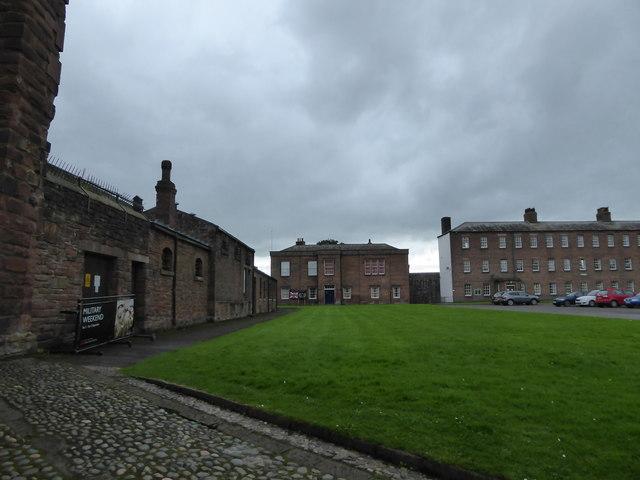 Inside Carlisle Castle (A)