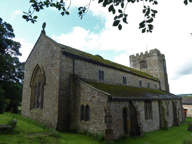 St Wilfrid, Melling: mid-August 2017
