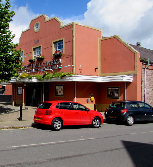 Market Hall Cinema, Brynmawr