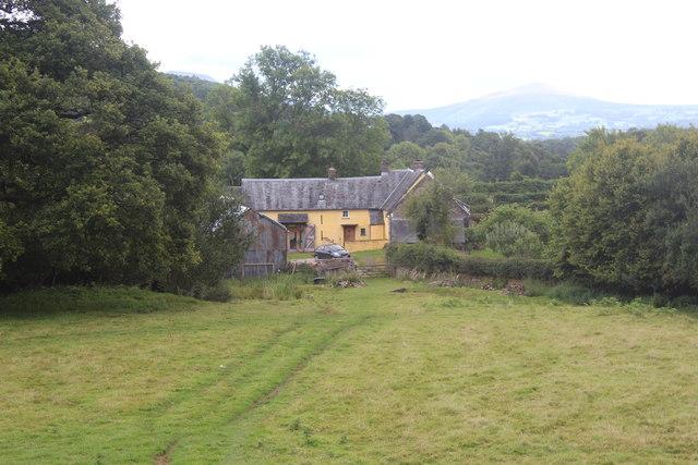 Aberyail, near Cyffredyn