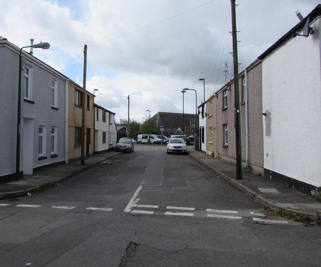Curzon Street, Brynmawr