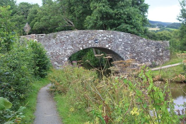 Bridge 130, Monmouthshire & Brecon Canal