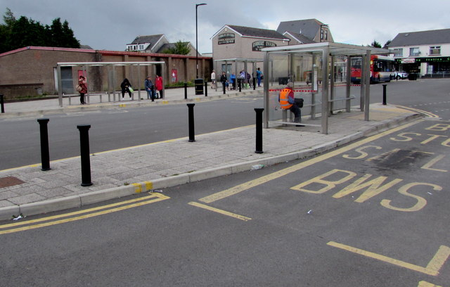 Brynmawr Bus Station