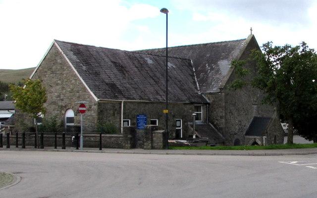 St Mary's Roman Catholic Church, Brynmawr