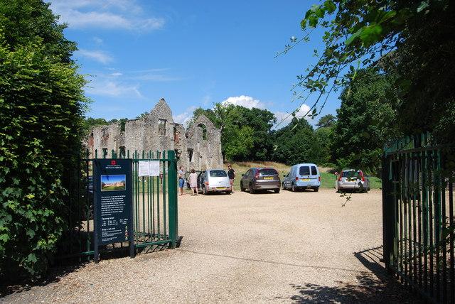 Netley Abbey (1)
