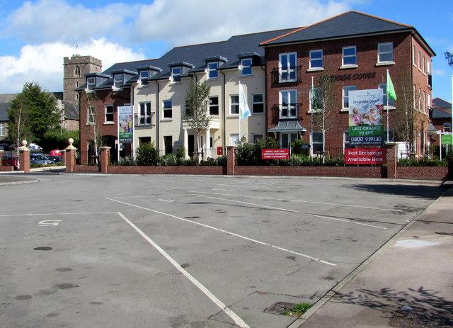 Riverside Court, Abergavenny