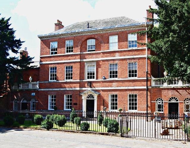 Belgrave House, Belgrave Village, Leicester