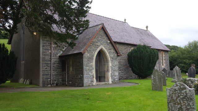 Church at Llangeitho