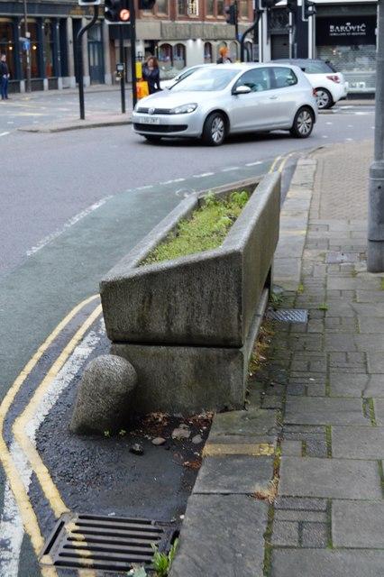 Water trough, St Peter's Street