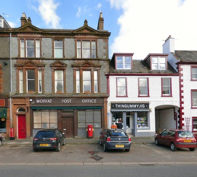 Moffat Post Office (former)