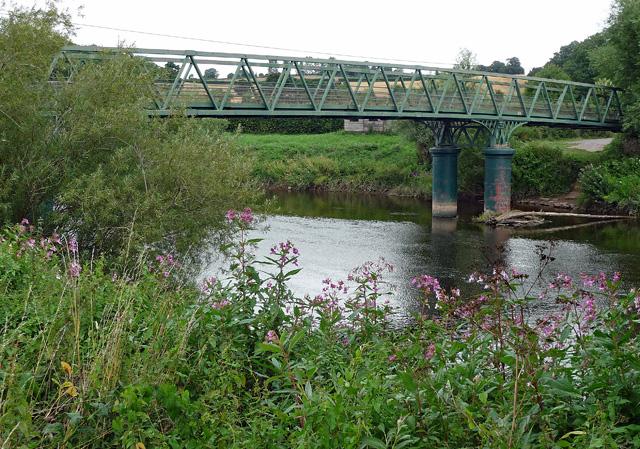 Bridge near Goodrich