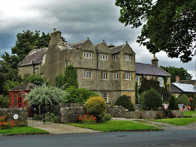 Old Hall, Bellerby
