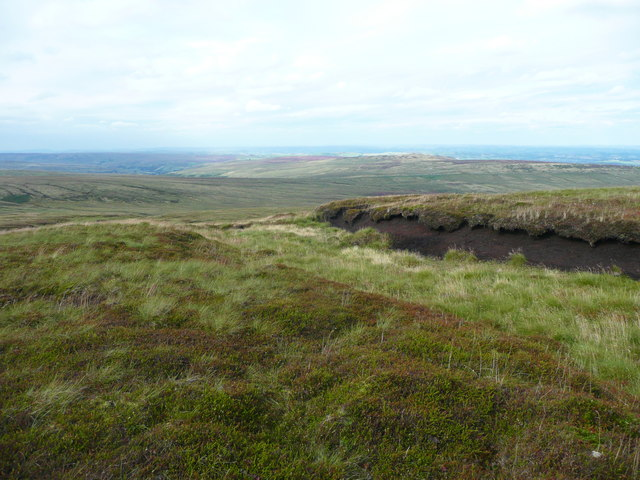 Gully on Holme Edge