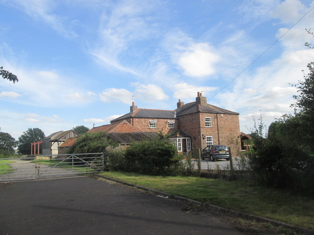 Rose Cottage Farm near Wigginton