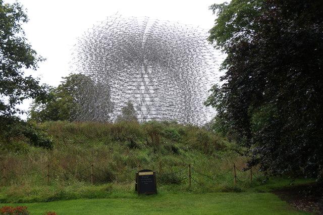 Hive in the Royal Botanic Gardens, Kew