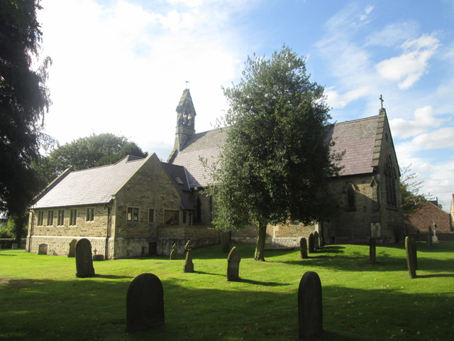 St Marys & St Nicholas Church, Wigginton