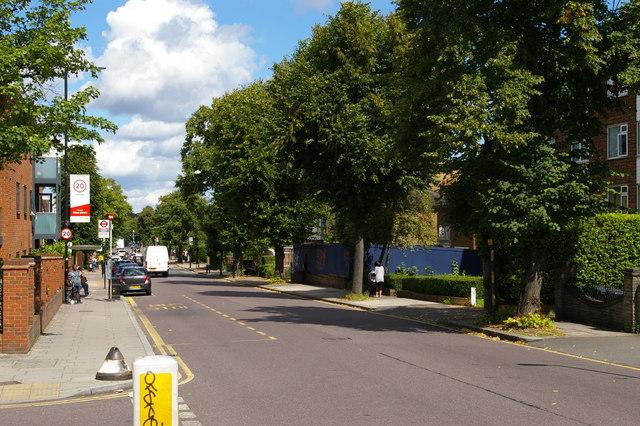 Brownlow Road, N11