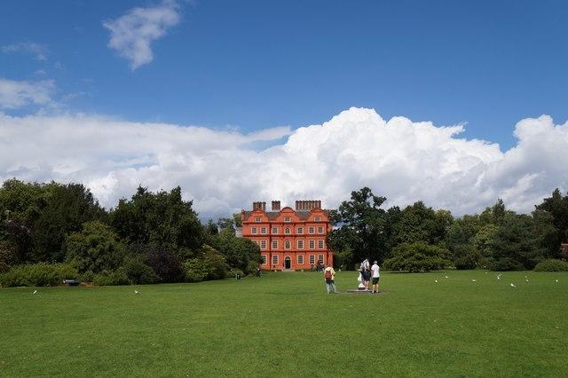 Kew Palace, the Royal Botanic Gardens, Kew