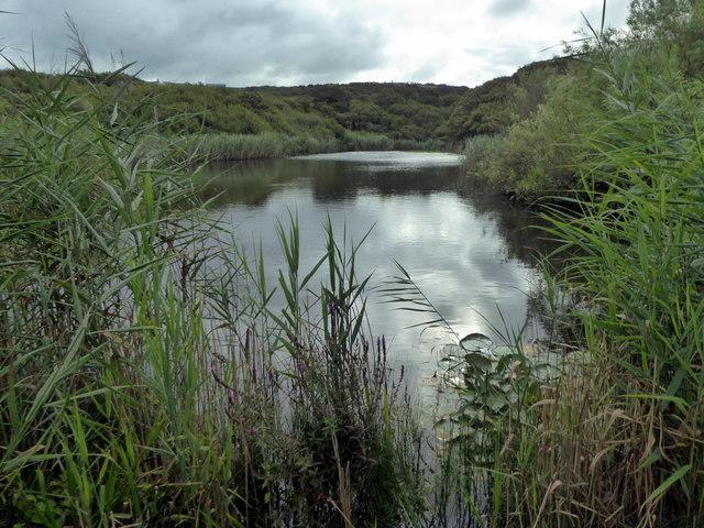 Slash Pond, Broad Haven