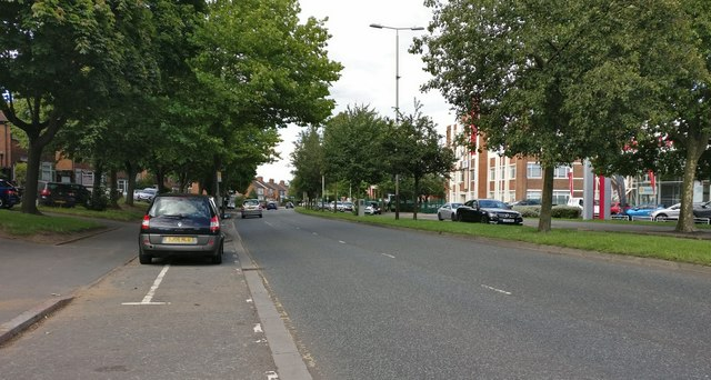 A6 Abbey Lane in Leicester