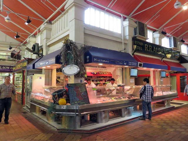 Haymans in the Covered Market