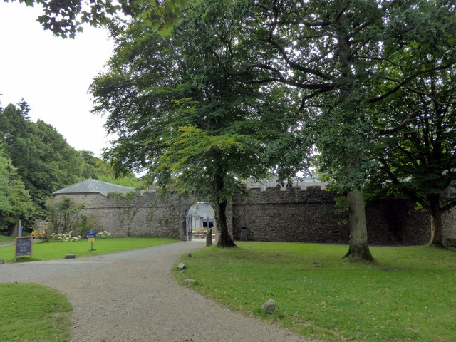 Stables at Picton Castle