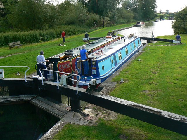 Lock 61, Kennet and Avon Canal