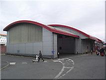 HU4642 : Holmsgarth Ferry Terminal building by Tim Glover